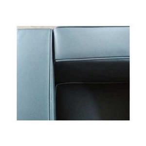 Canapea si fotoliu din piele sau piele ecologica, bar, pub, club, acasa, cabinet, sala asteptare - imagine 4