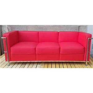 Canapea si fotoliu din piele sau piele ecologica, bar, pub, club, acasa, cabinet, sala asteptare - imagine 14