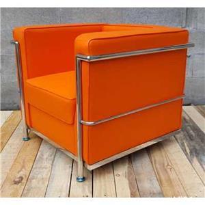 Canapea si fotoliu din piele sau piele ecologica, bar, pub, club, acasa, cabinet, sala asteptare - imagine 17