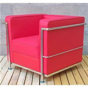 Canapea si fotoliu din piele sau piele ecologica, bar, pub, club, acasa, cabinet, sala asteptare - imagine 20