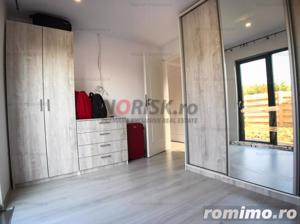 Nou CASA Moderna 3 Camere 80mp + Teren 380mp 2018 Mobilata + Utilata - imagine 7