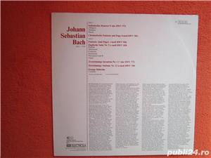 vinil rar 1st Ed. Bach-Italienisches Konzert,etc-George Malcolm cembalo - imagine 4
