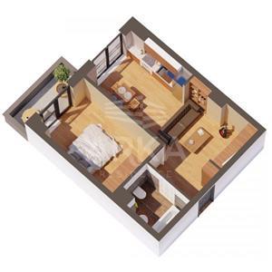 Apartament 2 camere Gara - imagine 1