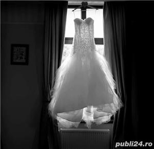 Vand rochie de mireasa - imagine 6