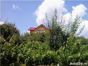 Casa + teren - de vanzare- Zona Visan, Iasi - imagine 1