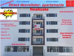 Direct Dezvoltator  Apartament 2 Camere in Militari Residence! - imagine 1