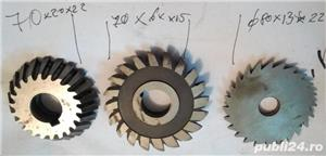 Freze inclinate pentru prelucrat metale in unghi - imagine 7