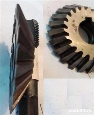 Freze inclinate pentru prelucrat metale in unghi - imagine 4
