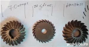 Freze inclinate pentru prelucrat metale in unghi - imagine 8