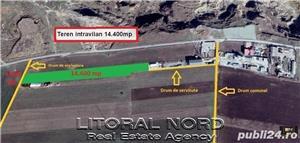 Ovidiu, teren intravilan 14.400 mp, pentru activitati industriale si comerciale - imagine 2