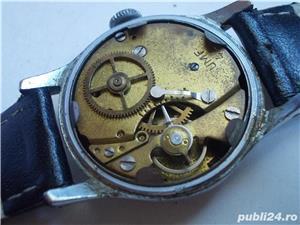 Ceas de colectie UMF RUHLA RDG, anii 60, cal UMF 44, functional - imagine 5