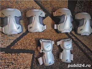 5 seturi genunchiere-aparatori noi,marca Newtron,Sport,CC Crazy Creek - imagine 4