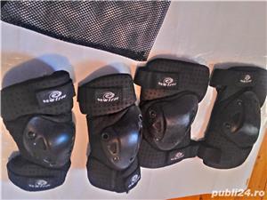 5 seturi genunchiere-aparatori noi,marca Newtron,Sport,CC Crazy Creek - imagine 3