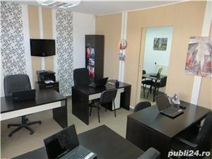 Proprietar inchiriez spatiu birouri central zona Nicolae Titulescu x Banu Manta ideal agentie turism - imagine 2