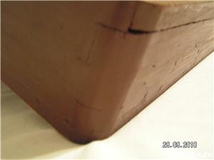 icoana veche in caseta lemn - imagine 9