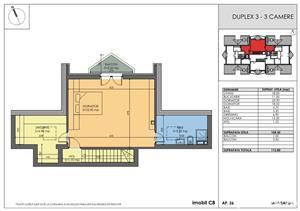 Apartament tip duplex Dimitrie Leonida  - imagine 11