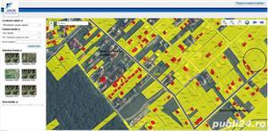 Particular, vand parcela 500 mp (LOT 2) teren intravilan Pitesti zona Tancodrom toate utilitatile - imagine 3