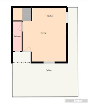 Utvin Apartament in vila - 61 mp - 61.000 Euro - imagine 4