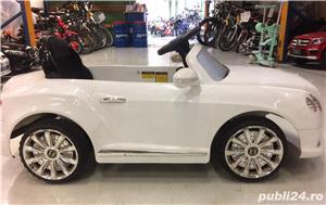 Mașinuta Cu Telecomanda Bentley Continental GTC Pentru Copii NOU 2018 - imagine 3