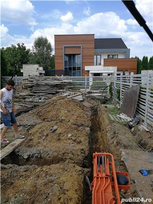 Inchiriez excavator - imagine 7