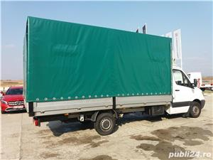 Mercedes-Benz Sprinter 313 cdi camioneta cu bena de 10 paleti - imagine 1