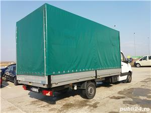 Mercedes-Benz Sprinter 313 cdi camioneta cu bena de 10 paleti - imagine 4
