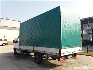 Mercedes-Benz Sprinter 313 cdi camioneta cu bena de 10 paleti - imagine 5