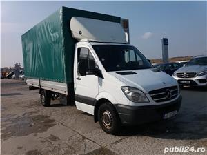 Mercedes-Benz Sprinter 313 cdi camioneta cu bena de 10 paleti - imagine 2