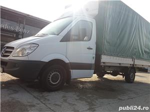 Mercedes-Benz Sprinter 313 cdi camioneta cu bena de 10 paleti - imagine 3
