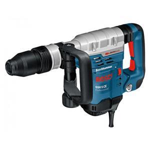 INCHIRIEZ Ciocan demolator SDS-max Bosch Professional GSH 5 CE, 1150W, 2900ppm, 8.3 J,  - imagine 2
