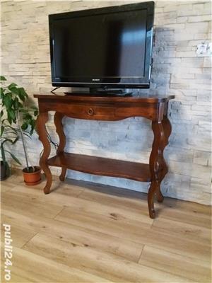 Mobila sufragerie din lemn masiv - imagine 3