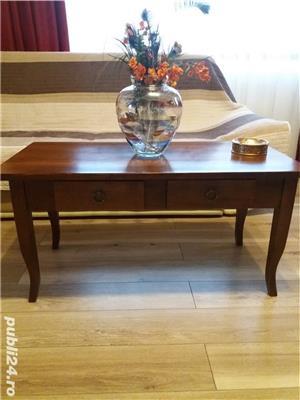 Mobila sufragerie din lemn masiv - imagine 6