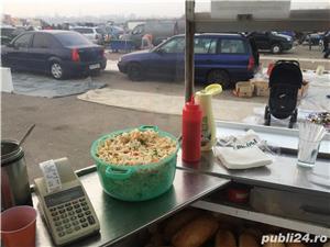 Vând mini rulota Fast food - imagine 3