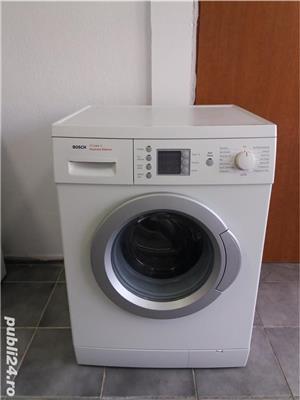 Masina de spălat rufe Bosch.  Model nou. - imagine 2