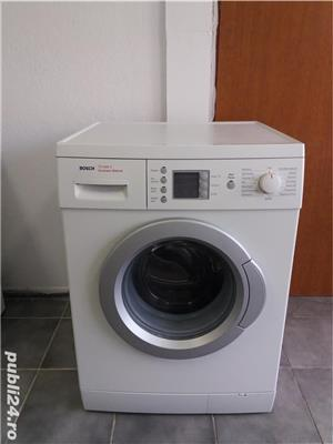 Masina de spălat rufe Bosch.  Model nou. - imagine 1