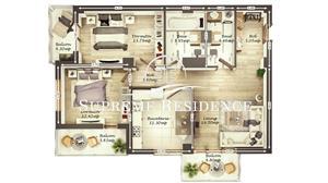 Apartament 3 camere, 76 mp utili,  Doamna Stanca, COMISION 0% - imagine 8