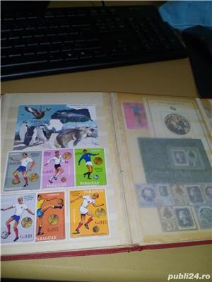 Vand sau schimb cu Aur,AUTO. 11 Glasoare cu timbre - imagine 9