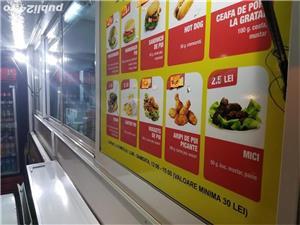 Rulota Fast Food 7350 eur - imagine 3