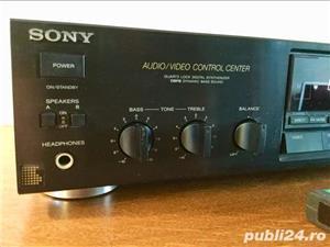 Amplificator Sony STR - AV 320 R + Telecomandă - imagine 3