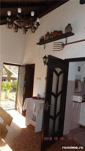 Runcu, casa de vacanta , Dambovita - imagine 13