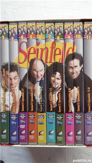 Vand colectie de filme Seindfeld - imagine 2