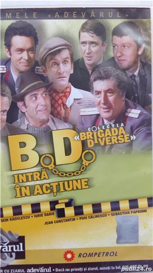 Vand colectia cu filme Brigada diverse - imagine 3