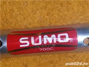 cerc janta cursiera sumo 700c 36 gauri 50 ron - imagine 3
