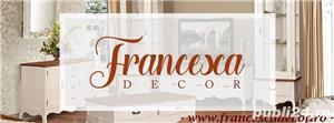 Consola lemn masiv-Transport gratuit-Francesca Decor - imagine 6