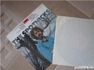 "vinil /vinyl The Spotnicks -""The Spotnicks"" - imagine 3"