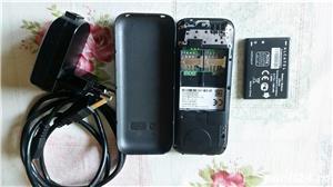 Telefon mobil ALCATEL , simplu ,nou, dualsim , negru - imagine 4