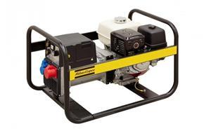 INCHIRIEZ Generator de curent Atlas Copco cu aparat sudura inclus QEP W210, 5500W, trifazic,  - imagine 1