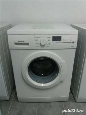 Masina de spălat rufe Siemens. 6 kg. Model nou. - imagine 2