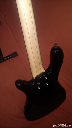 Bass Fretless 5 corzi Warwick - imagine 3