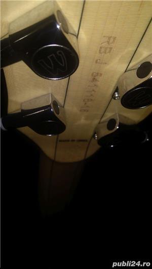 Bass Fretless 5 corzi Warwick - imagine 10